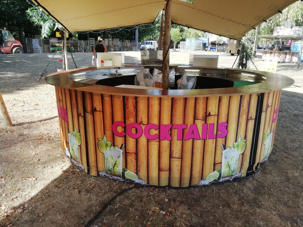 Ronde festival bar